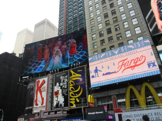 Brilliant Trip To New York Picture Of Crowne Plaza Times Square Manhattan New York City