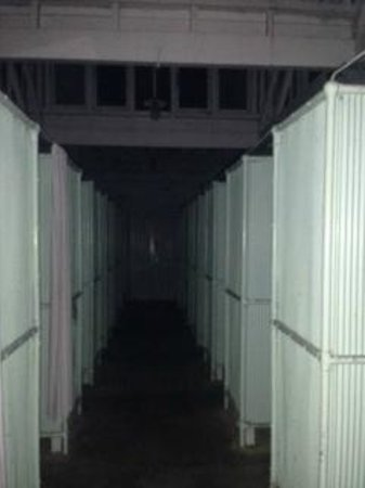 Haunted Shower Block Picture Of Quarantine Station Ghost