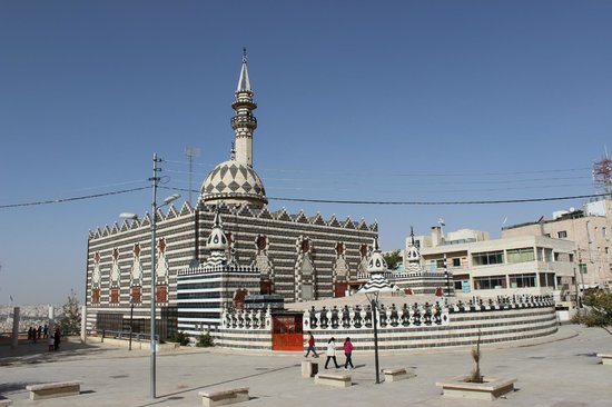 Esterno Picture Of Abu Darwish Mosque Amman Tripadvisor