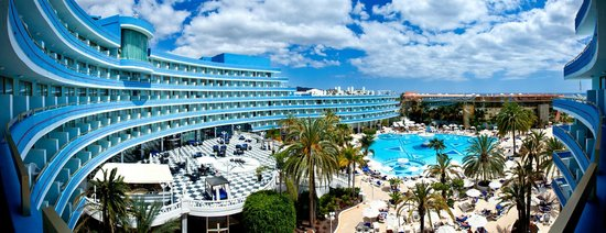 Photo of Mediterranean Palace Hotel (Mare Nostrum Resort) Playa de las Americas