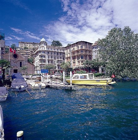 Photo of Hotel International au Lac Lugano