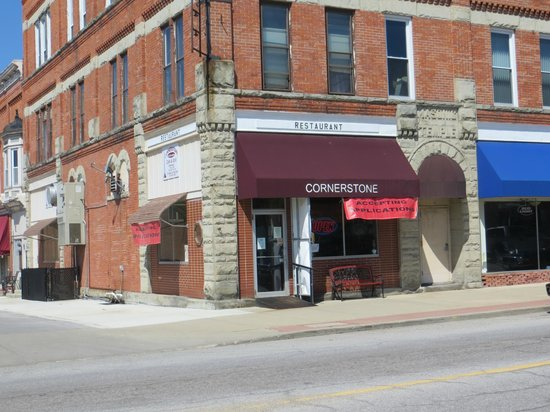 Mount Gilead (OH) United States  city photos gallery : Cornerstone on the Square, Mount Gilead Menu, Prices & Restaurant ...