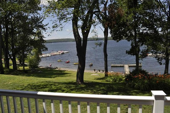 Winter at ehrhardt 39 s waterfront resort picture of for Lake wallenpaupack fishing report