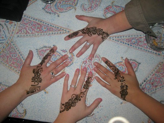 Henna Tattoo Quad Cities : Henna picture of rayna day tours travels dubai