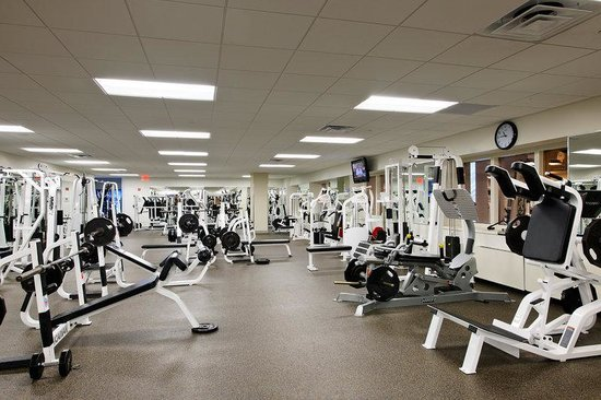 NYC Hotel Gym | Hotel in New York City with a Gym