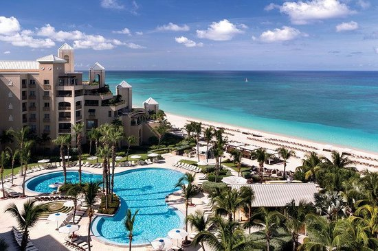 The Ritz-Carlton Grand Cayman Photo Courtesy of The Ritz-Carlton Grand Cayman