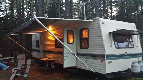Mic Mac Cove Campground