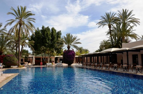 Piscine riad picture of club med marrakech le riad for Riad piscine privee marrakech