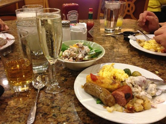 best champagne brunch in vegas
