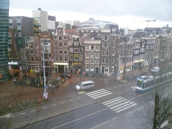 WestCord City Centre Hotel Amsterdam: The view 2