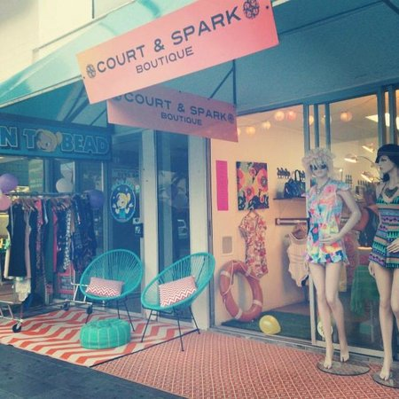 Court and Spark Boutique