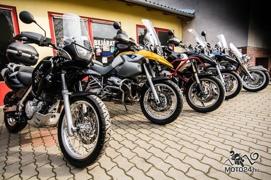Moto 24 Adventure Motorcycle Rentals and Tours