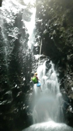 Canyoning Caraïbes Dominica
