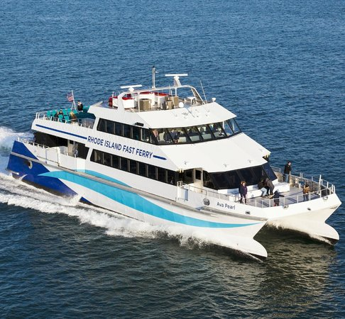 Rhode Island Fast Ferry North Kingstown