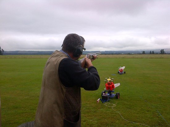 Newzengland Ltd - Clay Shooting & Archery Services
