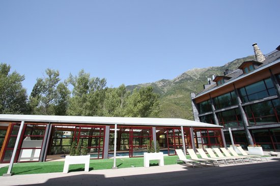 Photo of Hotel Aneto Benasque