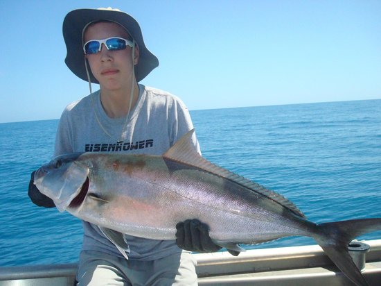Offshore deep sea fishing fort myers cape coral sanibel for Cape coral fishing report