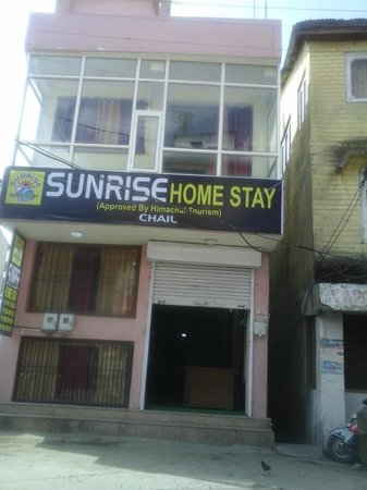Sunrise Home Stay Chail