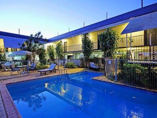 Airway motel for Top boutique hotels queensland