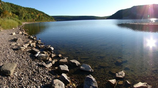West Baraboo (WI) United States  City new picture : ... Summer Picture of Devil's Lake State Park, Baraboo TripAdvisor