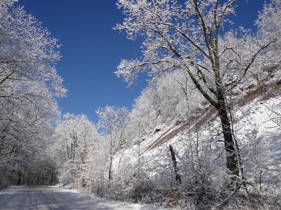West Baraboo (WI) United States  city images : ... Winter Picture of Devil's Lake State Park, Baraboo TripAdvisor