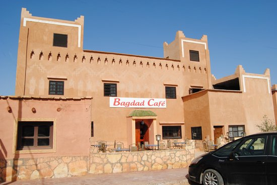 Photo of Auberge Bagdad Cafe Ait Ben Haddou