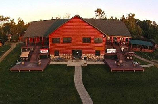 Oak Island Lodge Minnesota