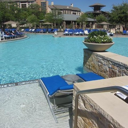 Cabana Picture Of Jw Marriott San Antonio Hill Country