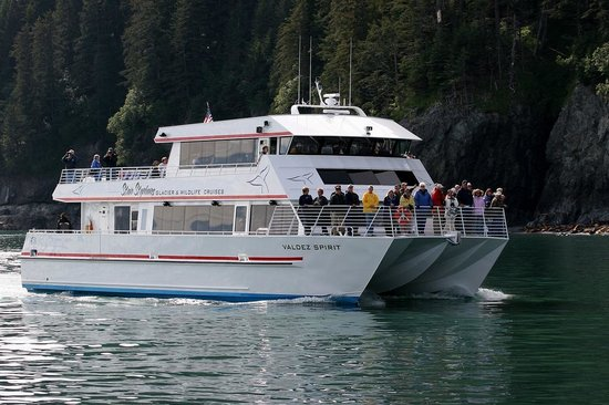 Stan Stephens Glacier & Wildlife Cruises