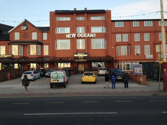 Photo of New Ocean's Hotel Blackpool