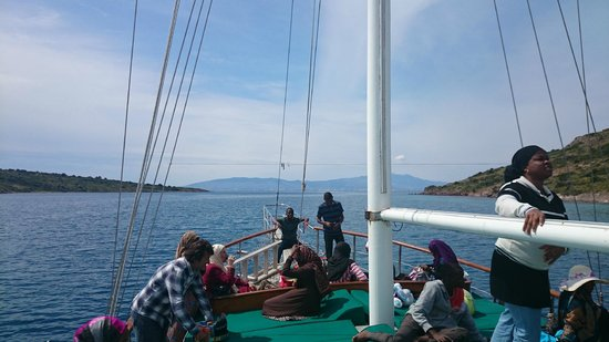 Kairos Travel-Day Tours: bodrum sailing