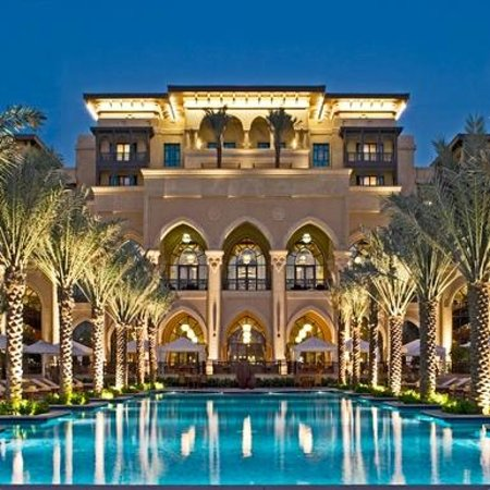 The best hotel in dubai picture of the palace downtown for The famous hotel in dubai