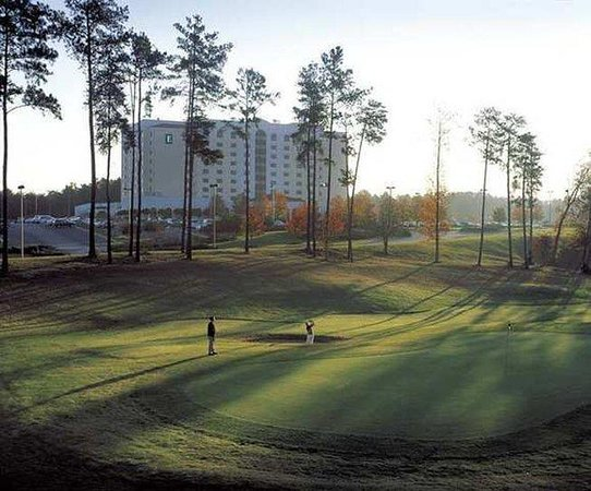 Photo of Embassy Suites Hotel Greenville Golf Resort & Conference Center