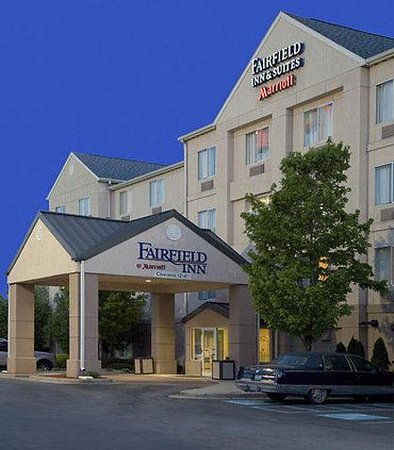 ‪Fairfield Inn & Suites Chicago Southeast/Hammond, IN‬