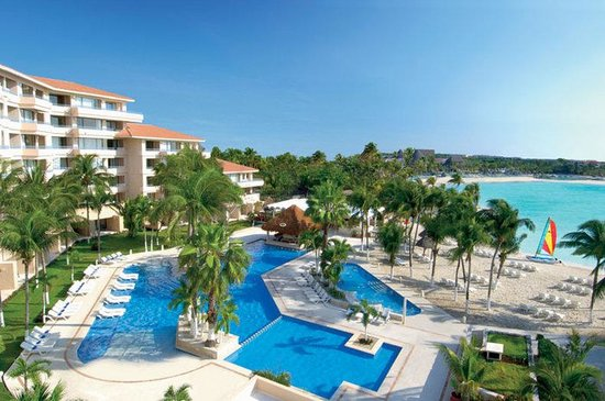 Dreams Puerto Aventuras Resort & Spa Photo