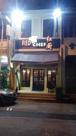 Red Chef Sizzling House
