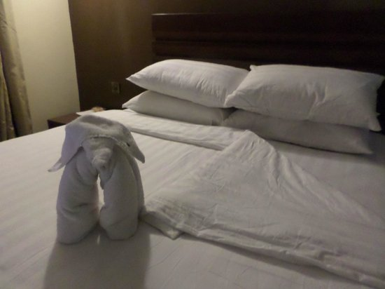 Summerdale Inn: My elephant