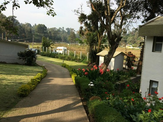 Walkway To Rooms Picture Of Kodai By The Lake A Sterling Holidays Resort Kodaikanal