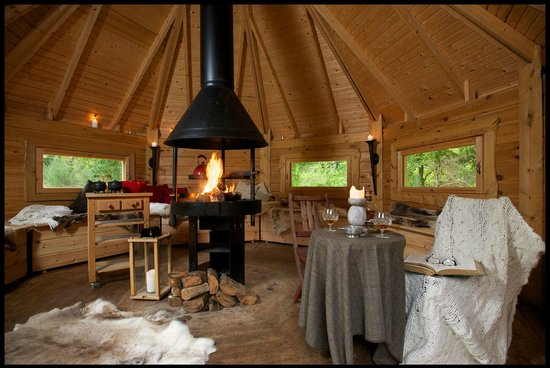 Hobbit House Interior Picture Of Mains Of Taymouth