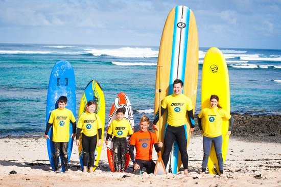 Star Surf Schools - Day Classes