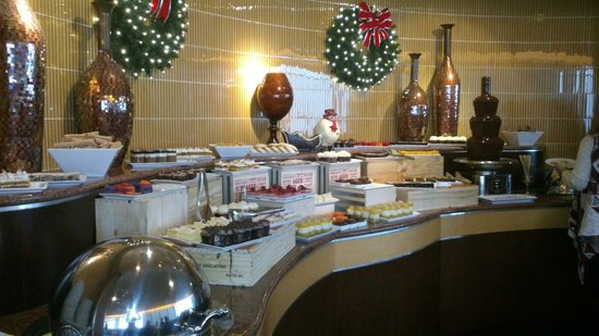 sweets buffet picture of the view restaurant new york