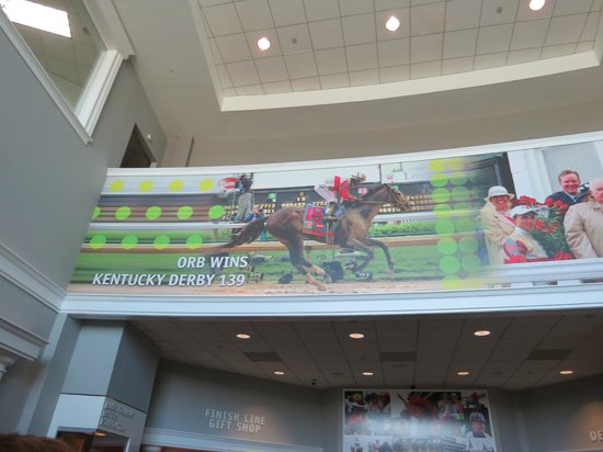 Entrance Hall Picture Of Kentucky Derby Museum