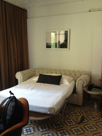 Alexandra Hotel Dream Suite Pull Out Sofa Bed Picture Of