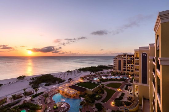 The Ritz-Carlton, Aruba Hotel