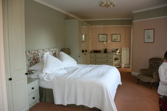 Lit King Size De Chambre Morar Picture Of Arisaig House Arisaig Tripadvisor