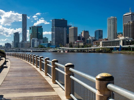 Meriton Serviced Apartments Brisbane on Herschel Street Hotel