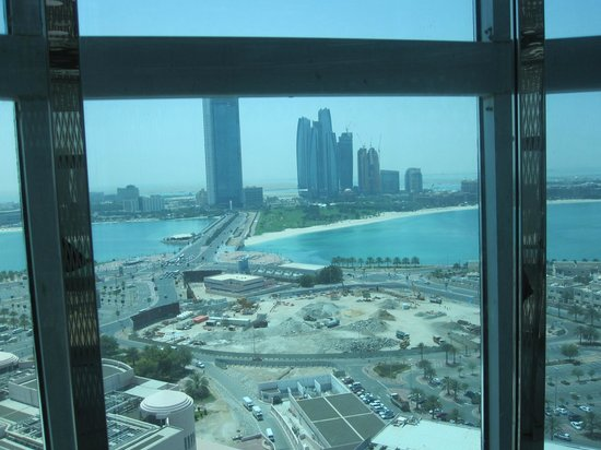Marina Mall: View from the Bar