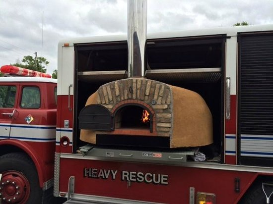 New Fire Engine Oven Picture Of Winter Park Central