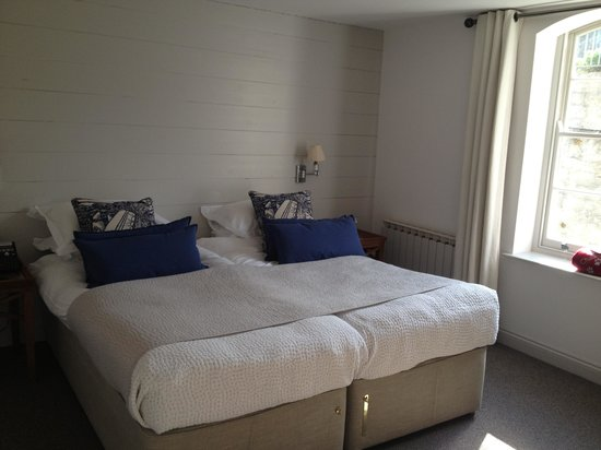 The Seafood Restaurant Accommodation: St Neots dog friendly room