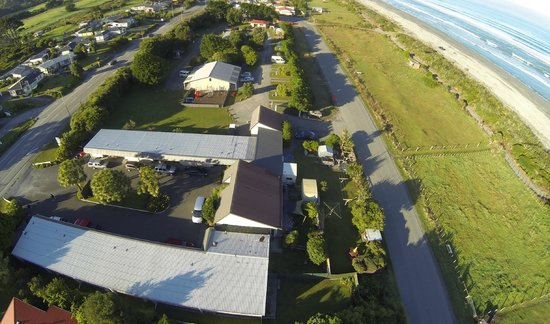 Greymouth KIWI Holiday Park & Motels